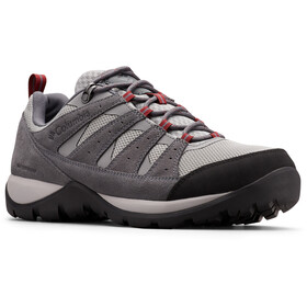 Columbia Redmond V2 WP Schoenen Heren, monument/red jasper